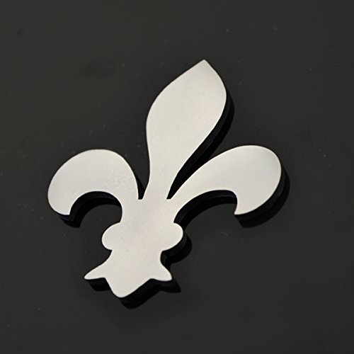 stainless-steel-fleur-de-lis-metal-decorative-hanging-wall-art-ornament-blased-frost-finish-12-tall