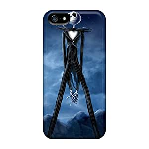 New Style CADike Hard Case Cover For Iphone 5/5s- Nightmare
