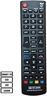 Nuevo de Control Remoto Universal LG TV Ajuste para LG LCD LED Smart TV: Amazon.es: Electrónica