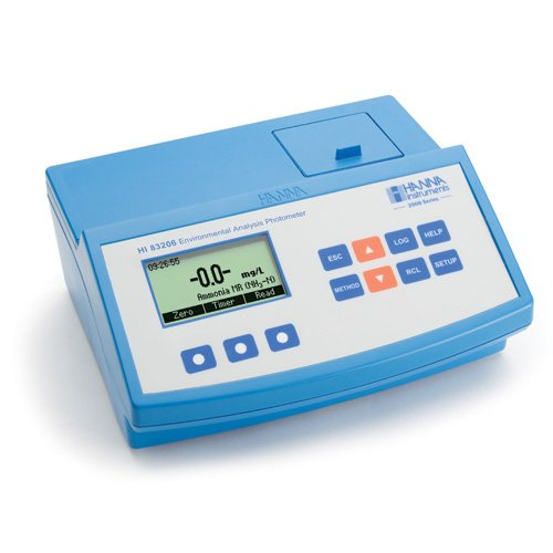 Hanna Instruments Multiparameter Photometer, Measures 24 ...
