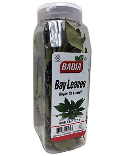 1.5 oz Whole Dried Bay Leaves Leaf/Hojas de Laurel Kosher ()