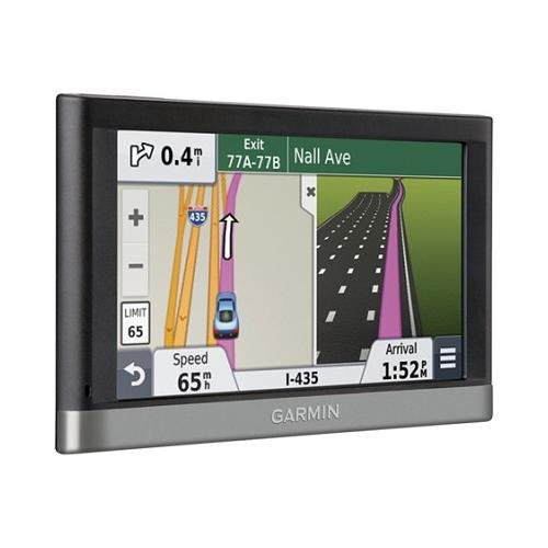 Garmin Nuvi 2557Lmt 5 Inch Portable Vehicle Gps With Lifetime Maps And Traffic  Certified Refurbished