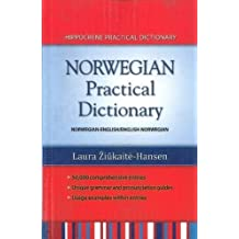 Norwegian-English/English-Norwegian Practical Dictionary