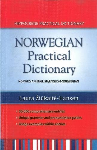 Norwegian-English/English-Norwegian Practical Dictionary (Hippocrene Practical Dictionaries (Hippocrene))