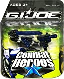 G.I. Joe The Rise of Cobra Combat Heroes Single Pack Snake Eyes
