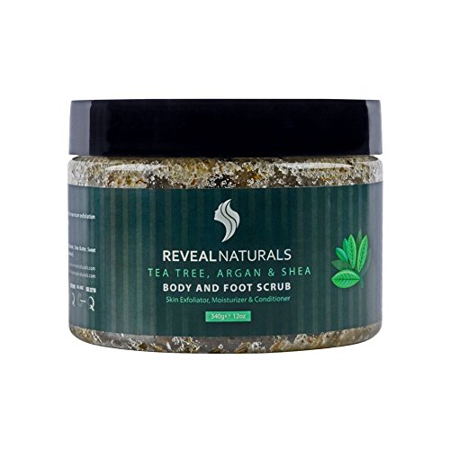 Dead Sea Foot Scrub