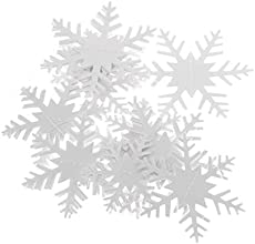 description 3d snowflakes