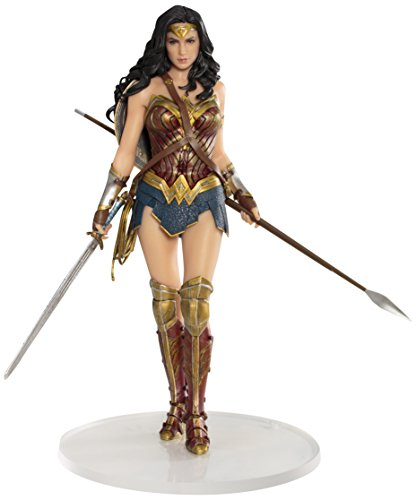 Kotobukiya Artfx Statue - Kotobukiya Justice League Movie: Wonder Woman ArtFX+ Statue