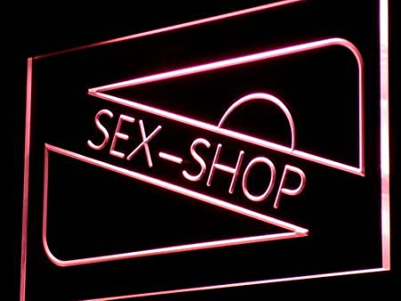 ADVPRO Cartel Luminoso i889-r Sex Shop Toy Bar Sexy Product ...