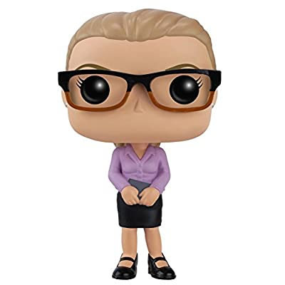 Funko Pop TV: Arrow-Felicity Smoak Action Figure: Funko Pop! Television:: Toys & Games