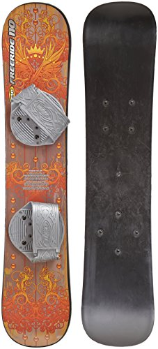 Emsco Group 1069 Free Ride Snowboard, 110cm (Graphics May Vary)