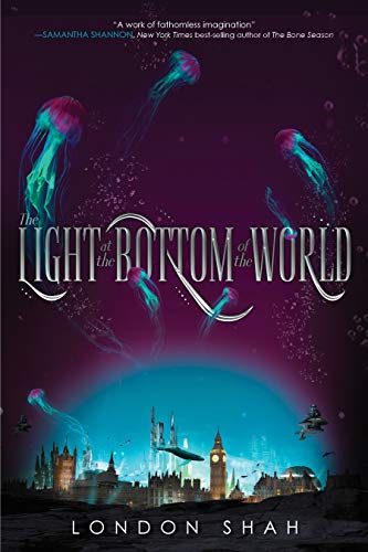 The Light at the Bottom of the World (Fiction - Young Adult)