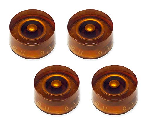 Amber Speed Knobs Numbered