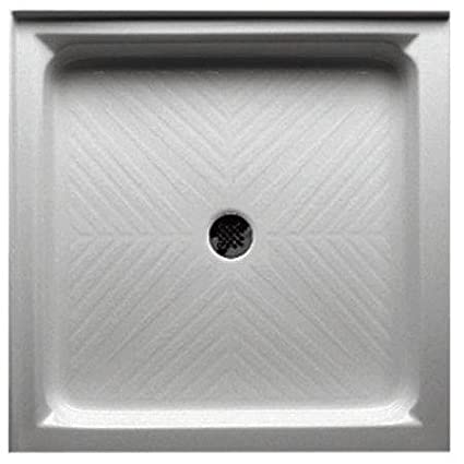 Double Threshold Square Shower Base Size: 42u0026quot ...