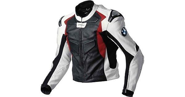 Amazon.com: BMW - Chaqueta de moto para hombre, color negro ...