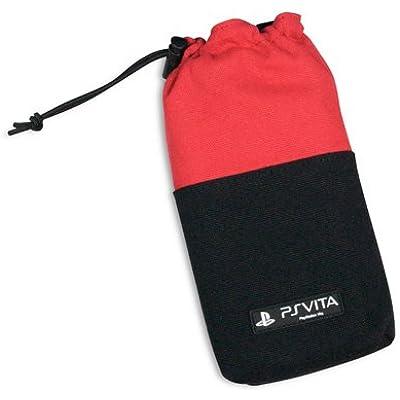 Accessories 4 Technology - Bolsa de viaje para PS Vita, color rojo