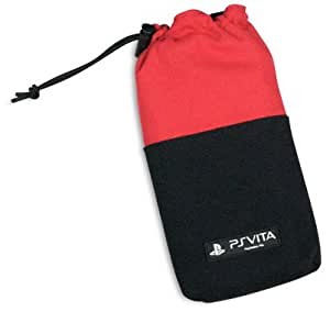 Clean n Protect Kit for PS Vita - Red.