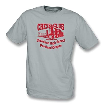 7202a0d9 Amazon.com: Chess Club Member T-shirt, Color Grey: Sports & Outdoors