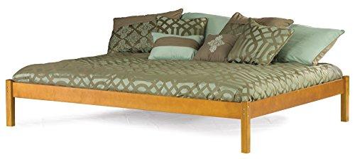 Atlantic Furniture AS8061007 Studio Concord Hardwood Platfor
