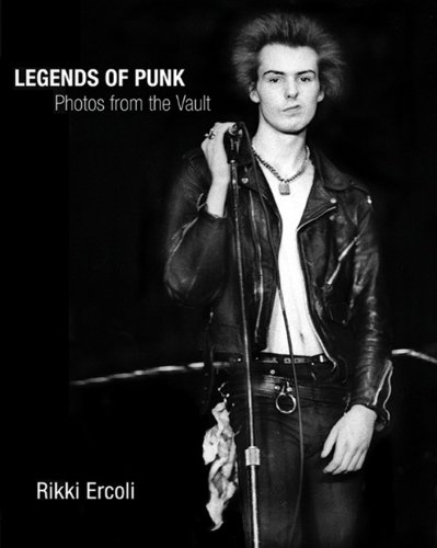 Legends of Punk: Photos from the Vault PDF