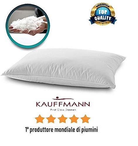 Kauffmann Cojín/Almohada de Plumas de Ganso, 80% plumón y 20 ...