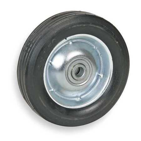 Semi-Pneumatic Wheel, 8 in, 60 lb. ()
