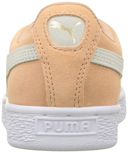 Basses White 75 Suede whisper puma Femme Puma Sneakers Blanc Wn's White Classic AIRxPw6qv