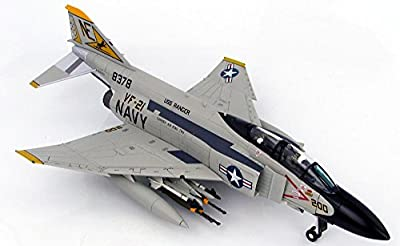 F-4J (F-4) Phantom II - VF-21 Freelancers US NAVY - 1/72 Scale Diecast Metal Airplane Model