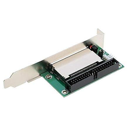 Semoic Tarjeta Flash Compacto CF De 40 Pines A 3.5 IDE ...