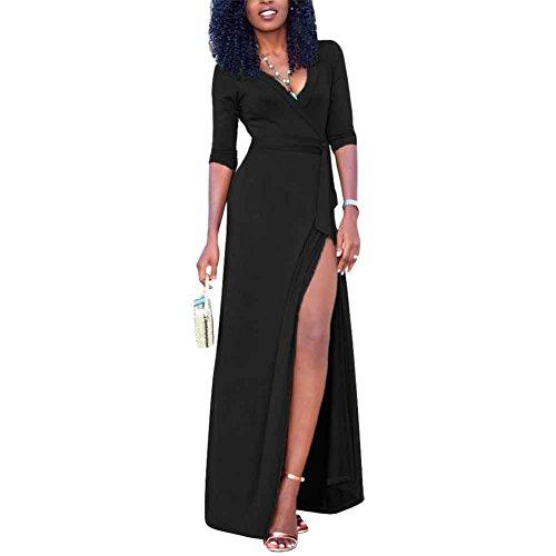 long black party dresses - 9