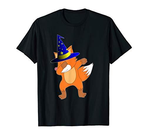 Foxy Brown Costume Ideas (Halloween Dabbing Wizard Fox Magic Witch Hat Gift)
