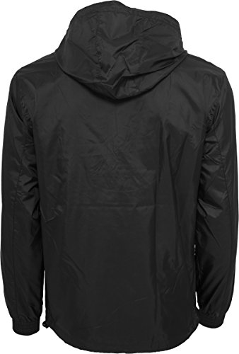 Nero Classics black Windbreaker Pull Urban Uomo Giacca Over YdqYg4w