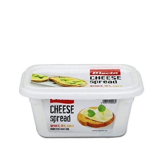 Dlecta Cheese Spread Jar, 180 g