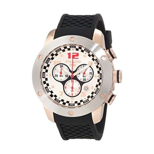 Mulco Men's Prix Swiss Quartz Watch MW2-6313-021