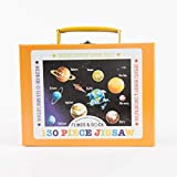 Floss & Rock Universe 130Pc Jigsaw Puzzle In Case Educational