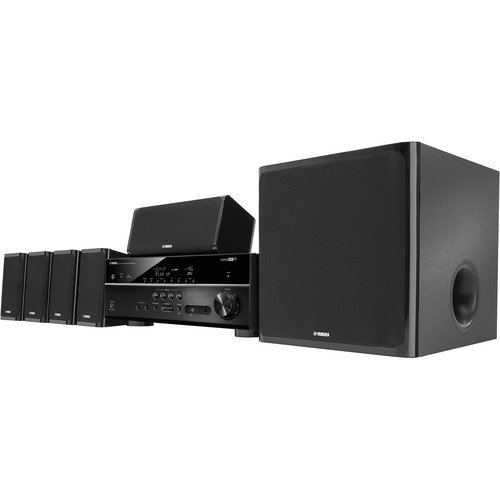 yamaha 5 1 channel 700 watt bluetooth 3d 4k surround sound