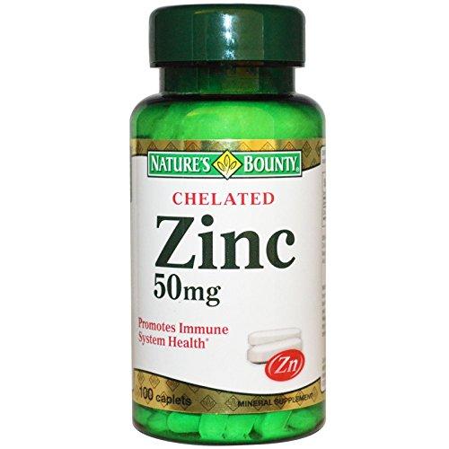 Nature S Bounty Zinc  Mg Reviews