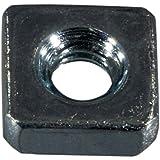 Hard-to-Find Fastener 014973314460 Coarse Square Nuts, 8-32, Piece-40