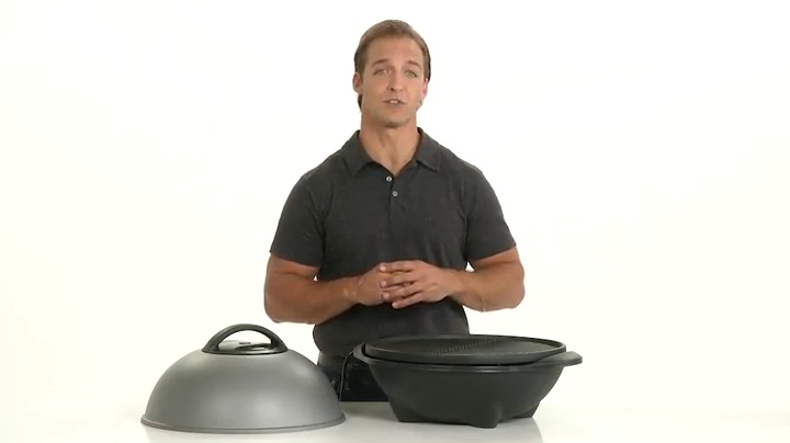 15 serving electric grill