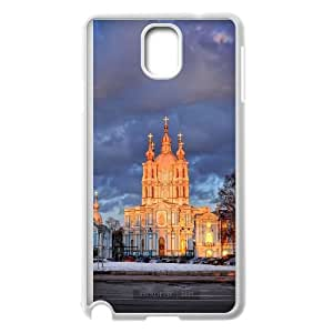 St. Petersburg Samsung Galaxy Note 3 Cell Phone Case White