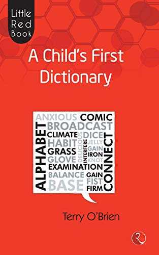 Little Red Book: A Child's First Dictionary by Rupa