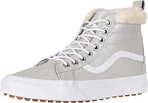 Vans Women's SK8-Hi MTE Skateboarding Shoes (9.5 M US Women / 8 M US Men,  Metallic Silver): Buy Online at Best Price in UAE - Amazon.ae