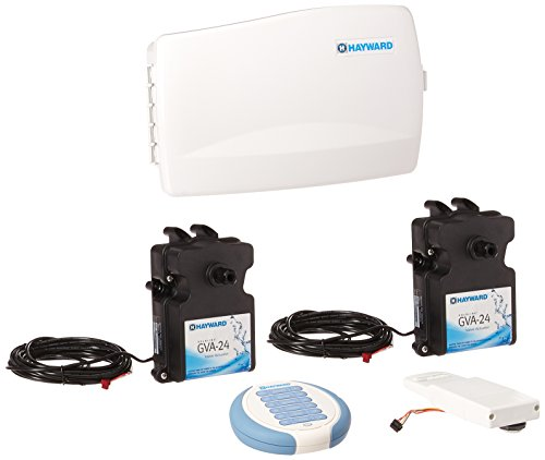 Hayward ONCOM-ACT-RC OnCommand Controller System with 2 Actuators, 6 Function Remote and Wireless Antenna