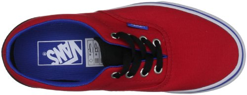 Vans Era, Zapatillas de skate Unisex Rojo (Red/Princess Blue)