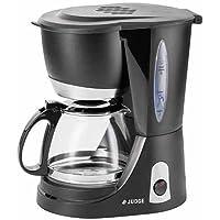 Judge Horwood JEA65 6 Cup Filter Coffee Machine, Glass Jug, Black