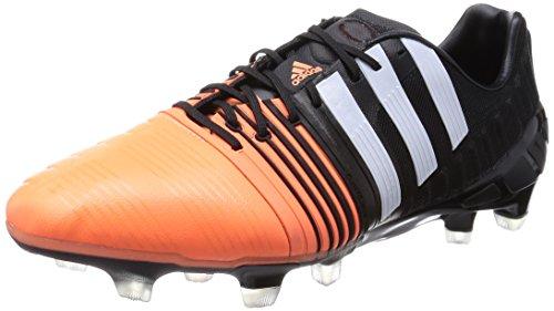 adidas Nitrocharge 1 FG, Herren Fußballschuhe Schwarz