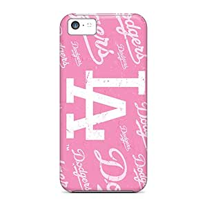 RGwens IXhuJXJd1189 Case For Iphone 5c With Nice Los Angeles Dodgers Appearance