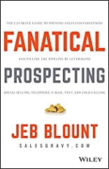 Ditch the failed sales tactics, fill your pipeline, and crush your numberFanatical Prospecting gives salespeople, sales leaders, entrepreneurs, and executives a practical, eye-opening guide that clearly explains the why and how behind the mos...