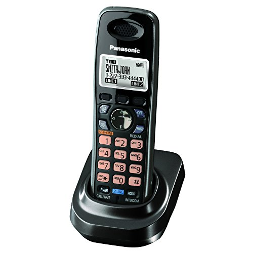 Price comparison product image EXTRA HANDSET FOR KXTG9390 SERIES, 2-LINE