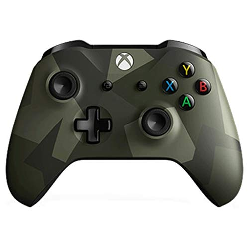 Gamepad Controllers Bluetooth Computer Game Physical Peripherals Wireless Controller Bluetooth Controller Remote Game Controller (Color : Camouflage, Size : 18.117.57.1cm)